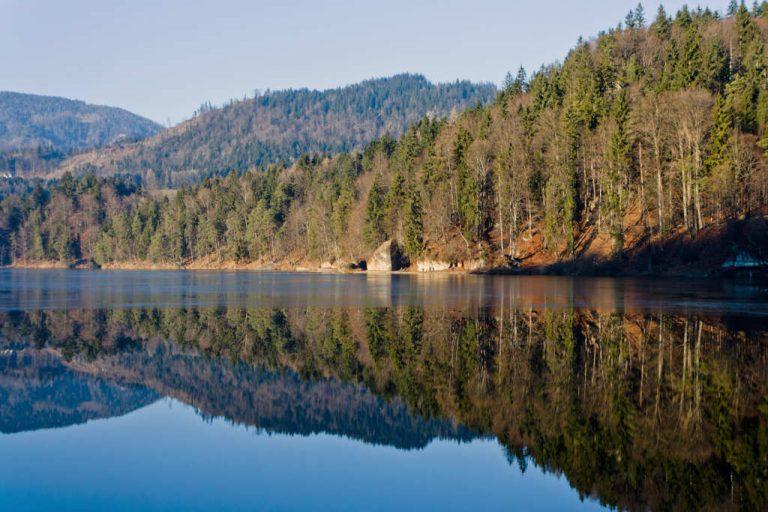 Fotografie Natur See